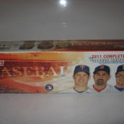 2011 Topps Baseball Factory Set