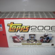 2006 Topps Football Factory Set