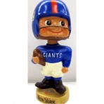 "1962-65 New York Giants ""Toes Up"" Nodder – High Grade!"