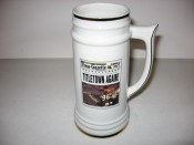 Green Bay Packers Super Bowl 31 Champs Porcelain Stein