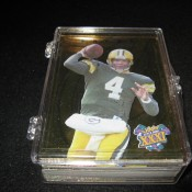 Green Bay Packers Super Bowl 31 Football Card Set Collector's Edge