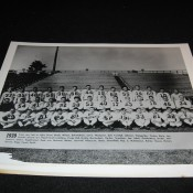 1939 Green Bay Packers Team Photo