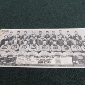 1936 Green Bay Packers National Champions Wheaties Official Photo