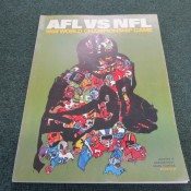 Super Bowl 2 Game Program Packers Raiders Orange Bowl