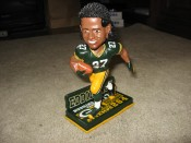 Exclusive Limited Edition Eddie Lacy Bobblehead Doll