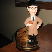 Vince Lombardi Iconic Image 12″ Bobblehead Souvenir Doll New Product