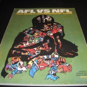 Super Bowl Two Program Green Bay Packers Oakland Raiders
