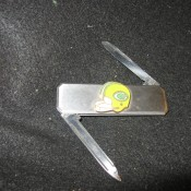 Circa 1970 Green Bay Packers Folding Pocket Knife