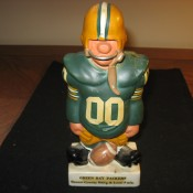 Scarce Fred Kail Green Bay Packers Large Coin Bank