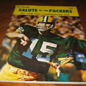 1967 Sixth Edition Salute To The Packers Yearbook