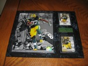 Green Bay Packers Eddie Lacy 8″ By 10″ Photo Plaque