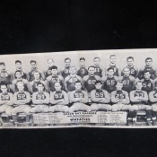 Original 1936 Green Bay Packers National Champions Wheaties Team Photo