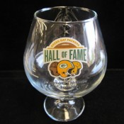 2015 Green Bay Packers Hall Of Fame Goblet Brett Favre Induction