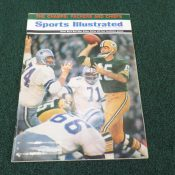 January 9, 1967 Sports Illustrated The Champs: Packers And Chiefs