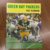 1963 Green Bay Packers Yearbook