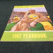 1962 Green Bay Packers Yearbook