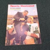 January 22, 1968 Sports Illustrated – The Super Champion Lombardi Of Green Bay