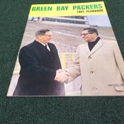 1965 Green Bay Packers Yearbook