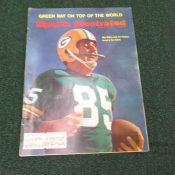 January 23, 1967 Sports Illustrated – Green Bay On Top Of The World