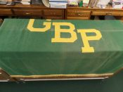 1930s Green Bay Packer Blanket