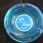 "Buckets Goldenberg's ""Pappy's"" Restaurant Advertising Ashtray"