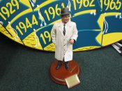 Danbury Mint Vince Lombardi Figurine Statue