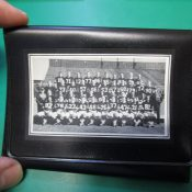 1965 Green Bay Packers Vinyl Wallet With Team Photo & Schedule