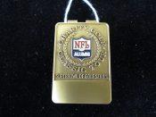 NFL Alumni Charity Golf Classic Tour Members Money Clip