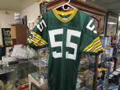 Green Bay Packers Randy Scott 1981-1986 Home Jersey With Proper Tags