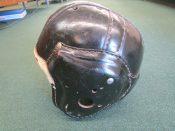 Vintage MacGregor H612 Leather Football Helmet