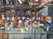 Collection Of 1960s NFL-AFL Bobblehead Souvenirs