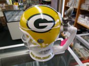 Green Bay Packers 3X Super Bowl Champs Helmet Shaped Beer Stein
