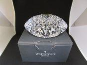 Waterford Crystal Football Brett Favre #4 With Original Box