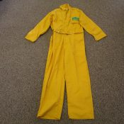 Green Bay Packers 1960s Ushers Cold Weather Jump Suit Uniform