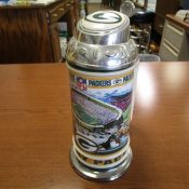 Danbury Mint Green Bay Packers Panoramic Lambeau Field Beer Stein