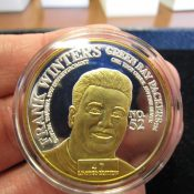 Green Bay Packers Frank Winters Titletown Forever One Ounce Silver Coin