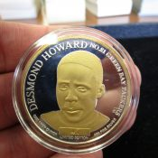 Green Bay Packers Desmond Howard Titletown Forever One Ounce Silver Coin