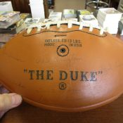 "1969 Green Bay Packers Facsimile ""Stamped"" Team Autographed Football"