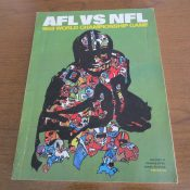 Super Bowl 2 World Championship Game Program Green Bay Packers Oakland Raiders