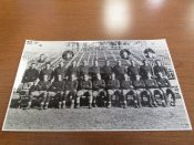 1933 Green Bay Packers Football Team Original Stiller Photo