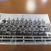 1935 Green Bay Packers Football Team Original Stiller Photo