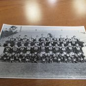 1938 Green Bay Packers Football Team Original Stiller Photo