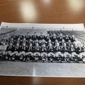 1939 Green Bay Packers Football Team Original Stiller Photo