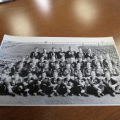 1941 Green Bay Packers Football Team Original Stiller Photo