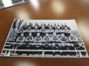 1942 Green Bay Packers Football Team Original Stiller Photo