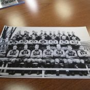 1942 Green Bay Packers Football Team Original Stiller Photo