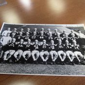 1943 Green Bay Packers Football Team Original Stiller Photo