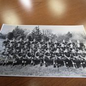 1944 Green Bay Packers Football Team Original Stiller Photo