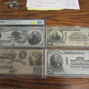 Antique & Vintage US Currency