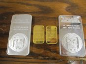 Gold & Silver For Investment